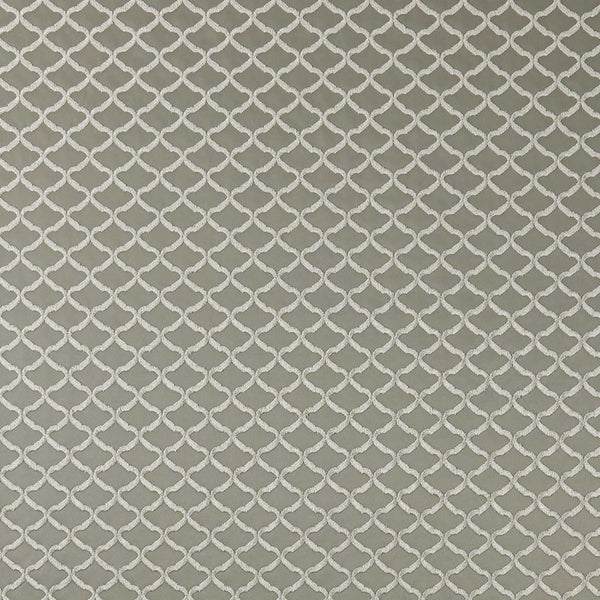 Reggio Curtain Fabric Pebble