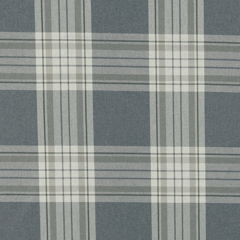 Clarke And Clarke Fabrics Glenmore Curtain Fabric Flannel Picture