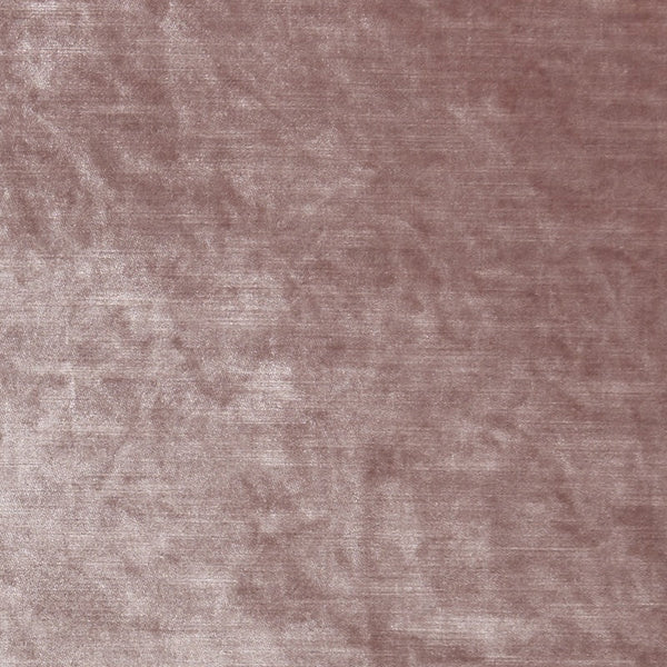 Allure Velvet Curtain Fabric Blush