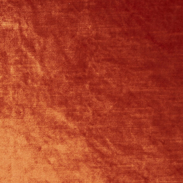 Allure Velvet Curtain Fabric Flame