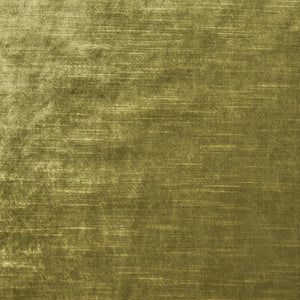 Allure Velvet Curtain Fabric Olive