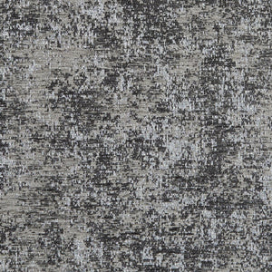 Shimmer Curtain Fabric Charcoal