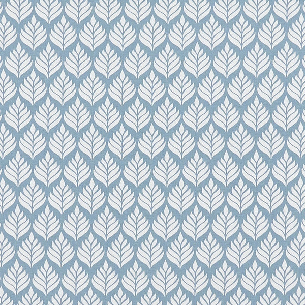 Elise Curtain Fabric Chambray