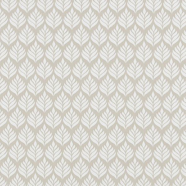 Elise Curtain Fabric Natural