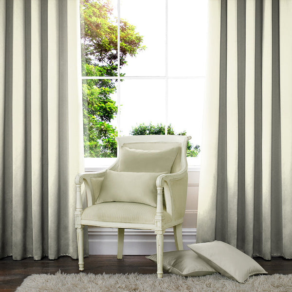 Faux Silk Made to Measure Curtains Opal