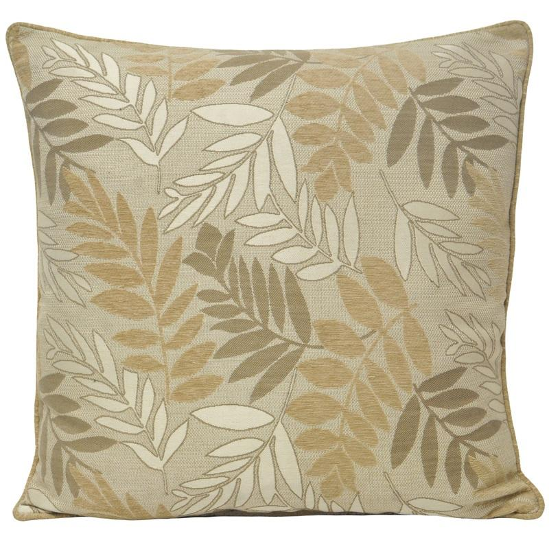 Riva Cushions And Throws Fern C/cover Natural Picture