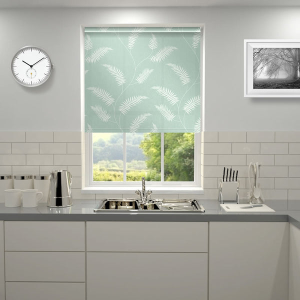 Fern Roller Blind Willow