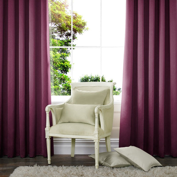 Aves Made to Measure Curtains Cassis