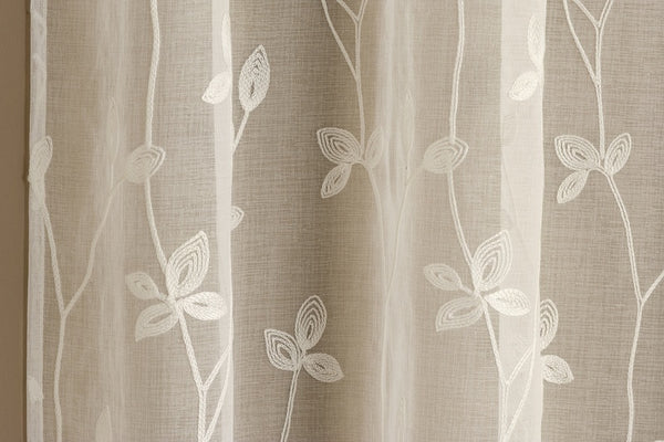 Florence Voile Panel Cream
