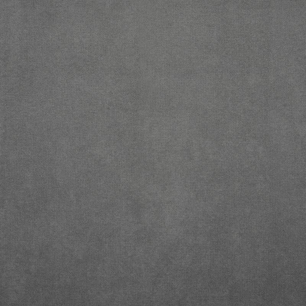 Florentina Woven Curtain Fabric Dark Grey