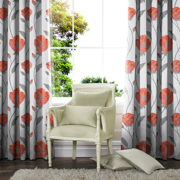 Alba Made to Measure Curtains Spice