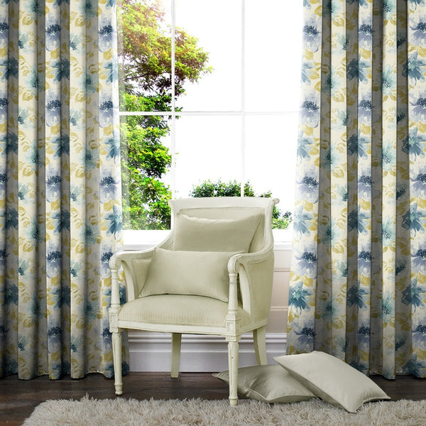 Norse Made to Measure Curtains Azure