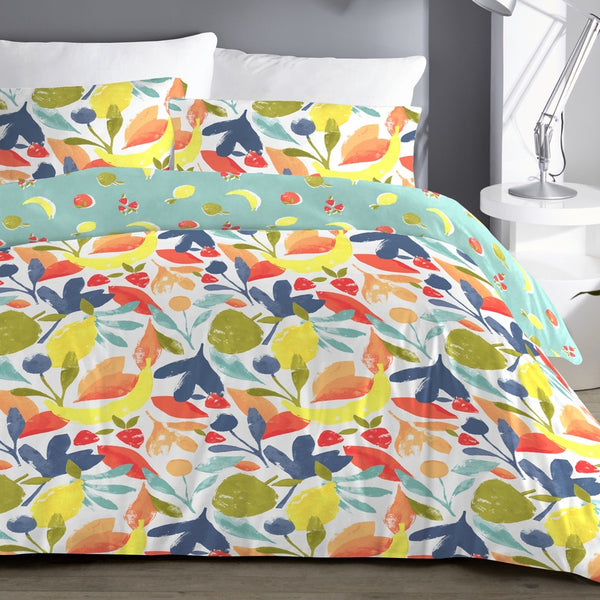 Fun Fruits Bedding Set Multi
