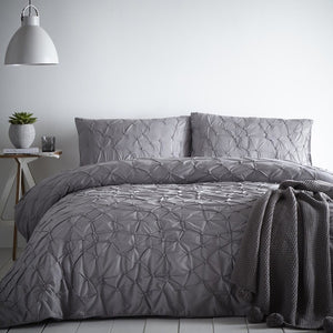 Signature - Glacier Bedding Set Slate