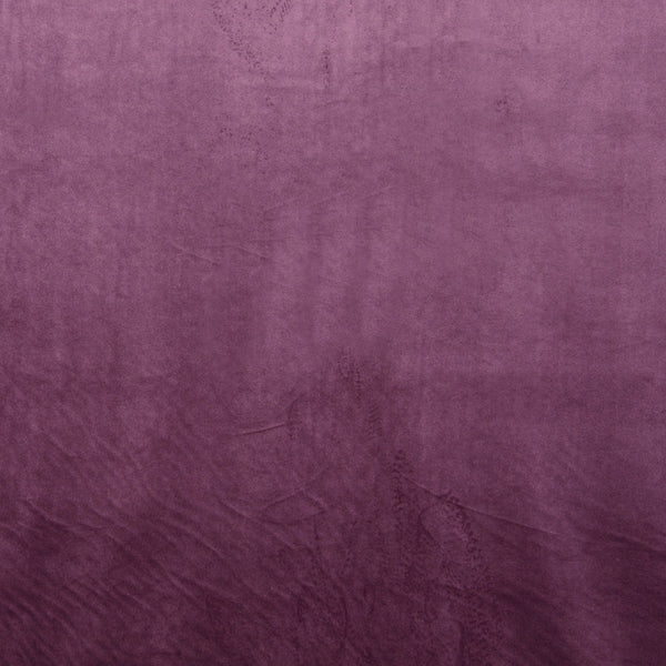 Glamour Velvet Curtain Fabric Heather Free Sample