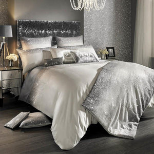 Kylie Minogue - Glitter Fade Bedding Collection Silver
