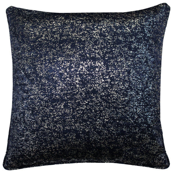 Halo Cushion Cover 17 x 17 Navy
