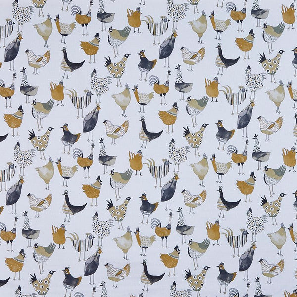 Harriet Curtain Fabric Graphite