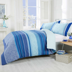 Havana Bedding Set Teal