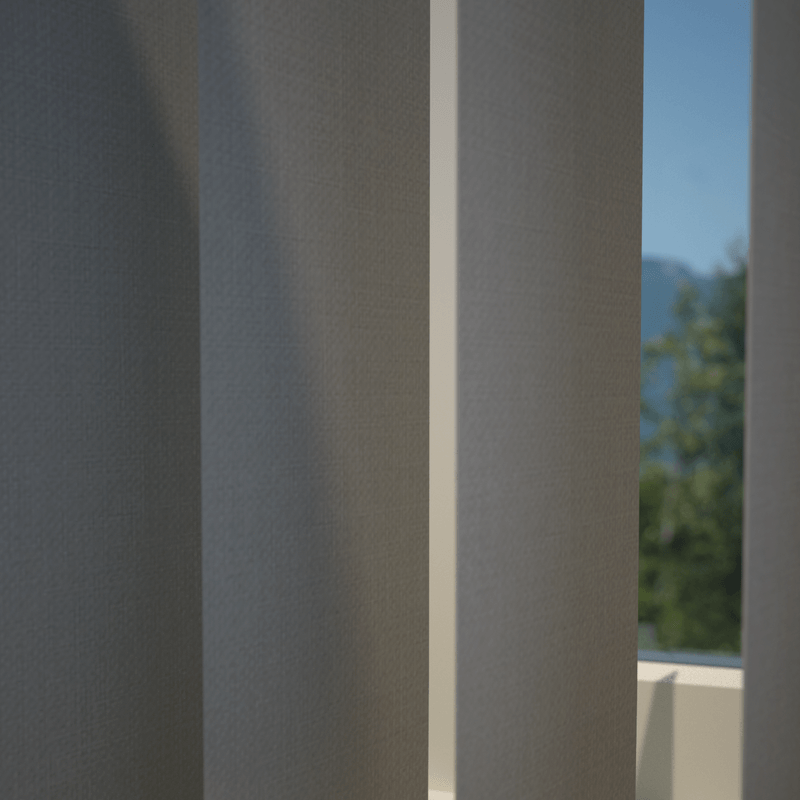 Vieo Vertical Blind Graphite