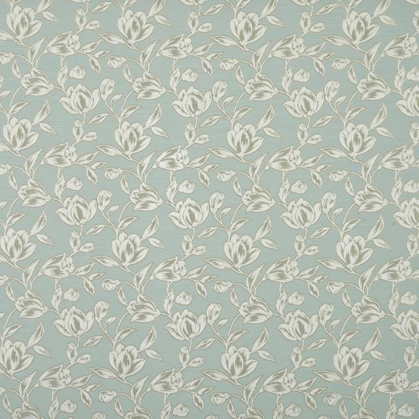 Hepburn Curtain Fabric Azure