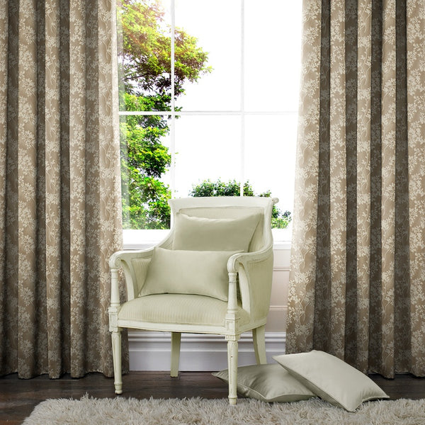 Moria Made to Measure Curtains Linen