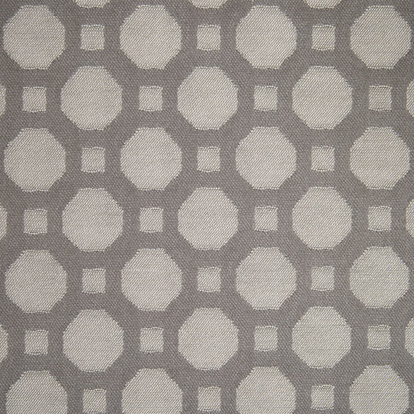Honeycomb Curtain Fabric Charcoal