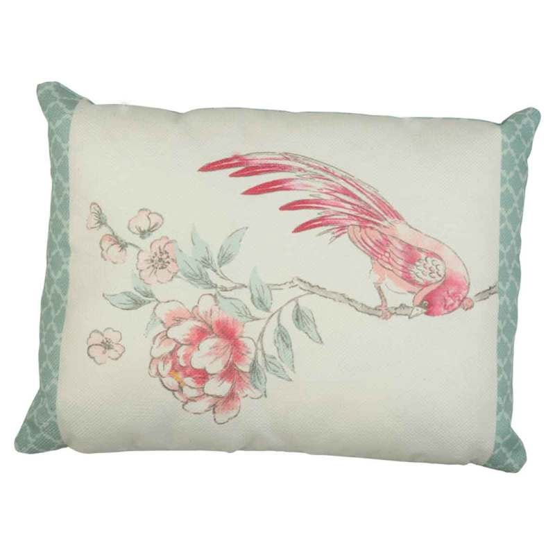 J Rosenthal Cushions And Throws Jade Filled Boudoir Pink Picture