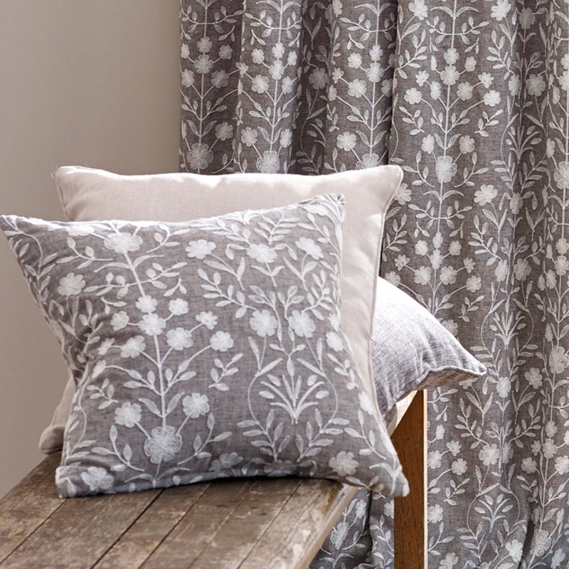 Belfields Cushions And Throws  Juliette C/Cover Dove Grey