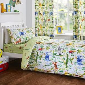 Jungle Bedding Set Multi