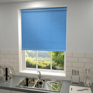 Kensington Plain Roller Blind Atlantic
