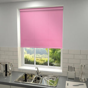 Kensington Plain Roller Blind Candy