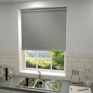 Kensington Plain Roller Blind Putty