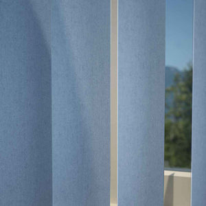 Kensington Plain Vertical Blind Eton