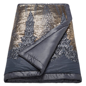 Kylie Minogue - Kila Bed Runner Gunmetal