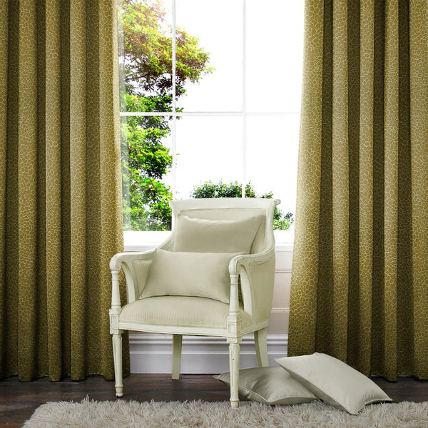 Coppe Made to Measure Curtains Gold
