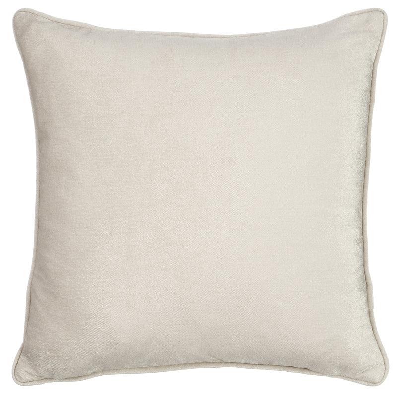 Langley Cushion Cover 17 x 17 Cream