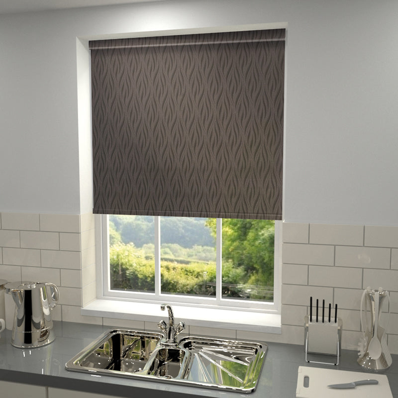 Harris Parts Blinds Laval Roller Blind Thunder Picture