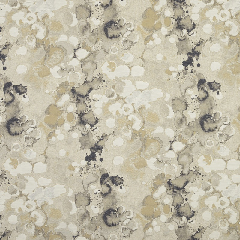 Fryetts Fabrics Laverne Curtain Fabric Grey Picture