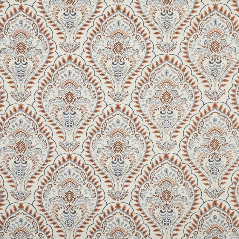 Fryetts Fabrics Leonardo Curtain Fabric Spice Picture