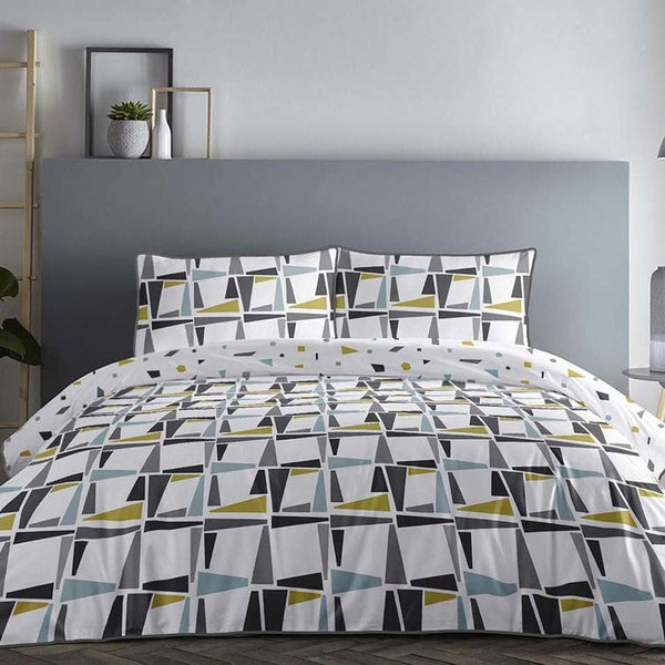Appletree - Leyton Bedding Set Grey