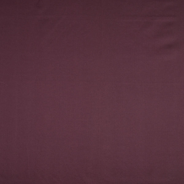 Rib Plain Made to Measure Curtains Grape