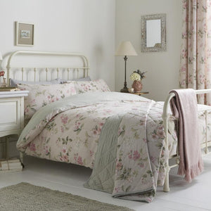 Lorena Bedding Set Blush