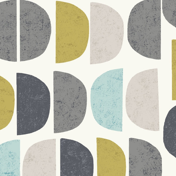 Luna Curtain Fabric Teal