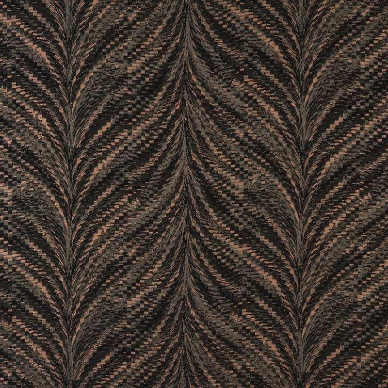 Luxor Curtain Fabric Bronze