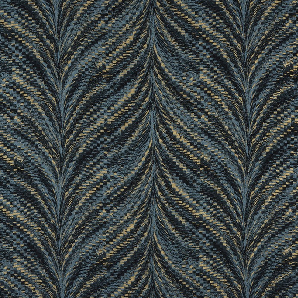Luxor Curtain Fabric Teal