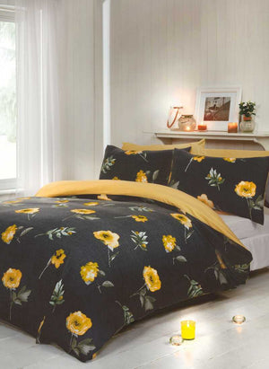 Darcy Bedding Yellow