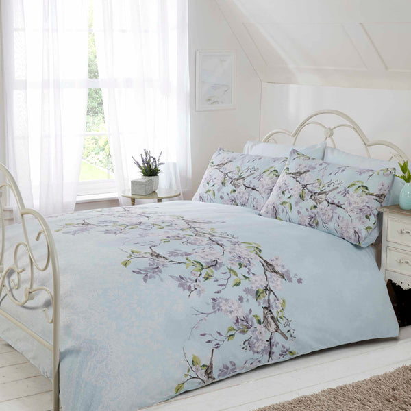 Eloise Bedding Duck Egg