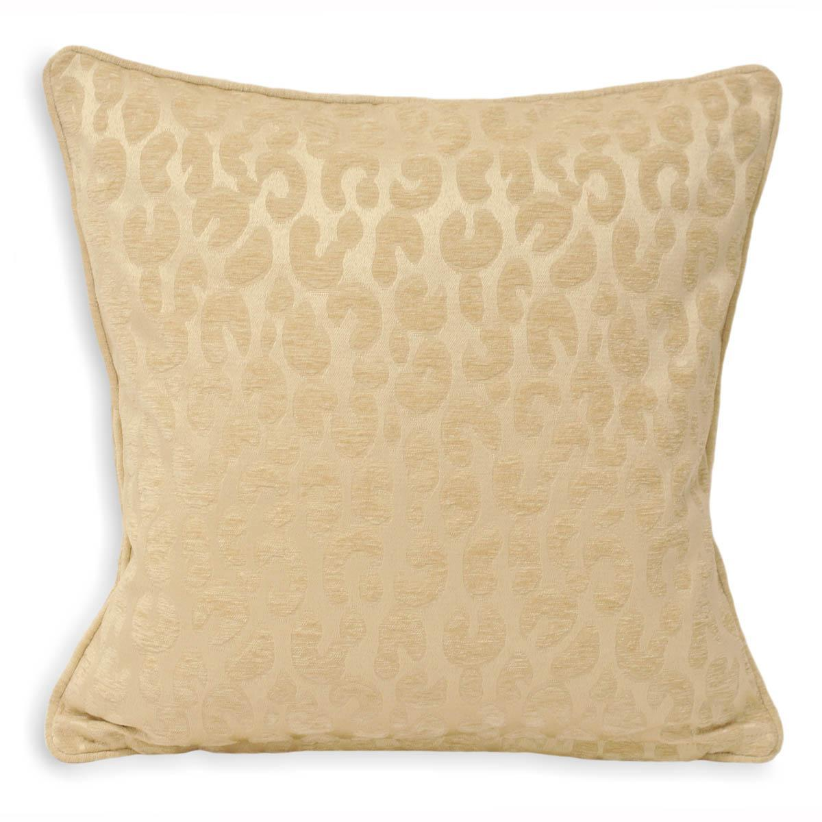 Riva Cushions And Throws Mahiki Square CC Cream Picture