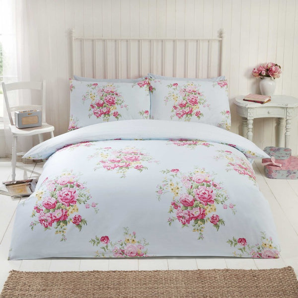 Masie Bedding Set Blue